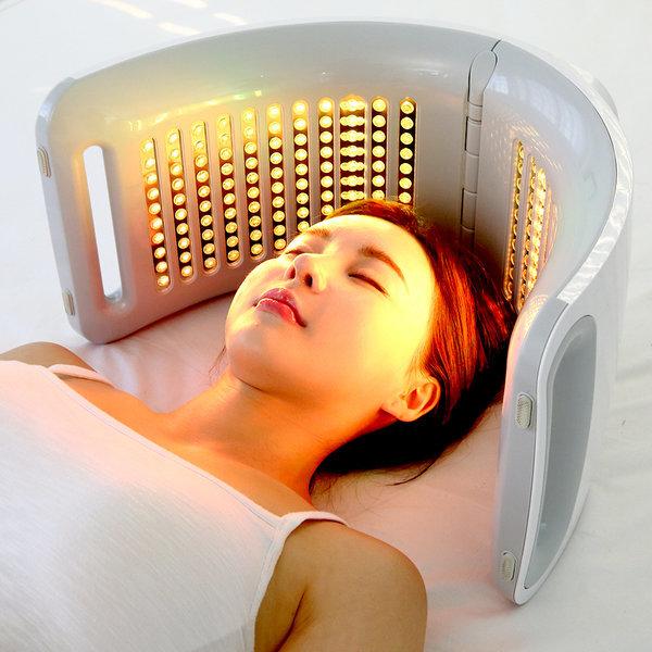 페이스 바디 전신관리 얼굴관리 뷰티 LED 마스크
