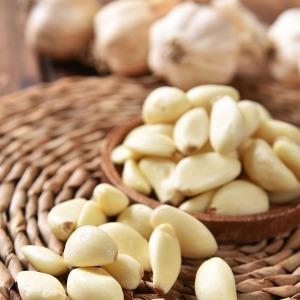 국내산 햇 깐마늘 1kg (중)