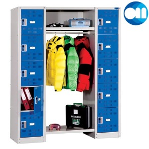 OS 락커/사물함 MPL10 철재 캐비넷 개인사물함 옷장