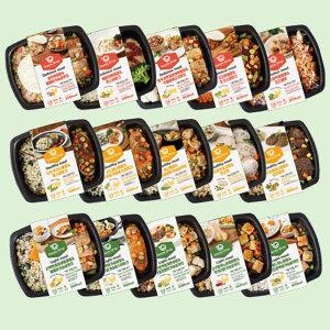 (10+10)다즐샵 식단관리 도시락 15종 10팩+10팩