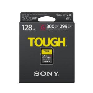 소니 정품 SF-G128T TOUGH 128G 4K 전용 메모리카드