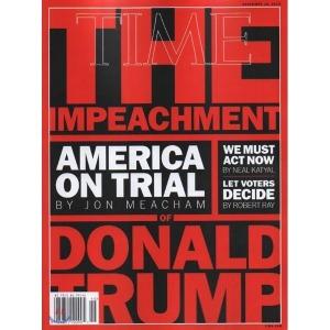 Time (주간) - USA Ed  2019년 11월 18일  TIME INC