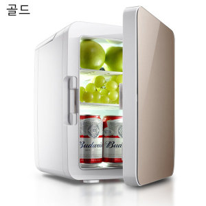 10L 미니 휴대용 가정용 자동차 냉열 아이스 박스