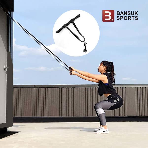 (현대Hmall) 반석스포츠  스키스쿼트 하체운동 허벅지운동 밴드스쿼트 스쿼트 기구 머신