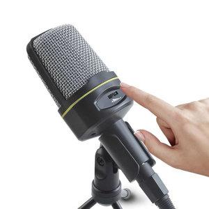 지군 인터넷 음악 게임 방송 유튜브 스탠딩 마이크