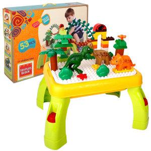 Toyplus 공룡 테이블 블럭 (3688C)/유명블럭 호환