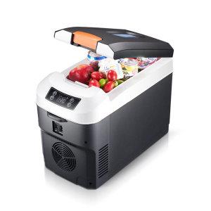 10L휴대용 차량용 가정용 냉온장고 냉장고 아이스박스