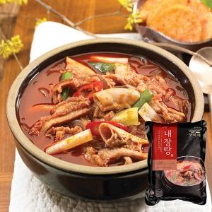 다모아 내장탕 600gx3개 진하고 팔팔끓인국물 큰밥도둑