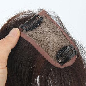 여자 가르마 가발부분가발정수리가발 GW2003 20cm