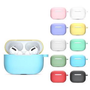 애플 에어팟 프로 1 2 세대 케이스 실리콘 넥스트랩