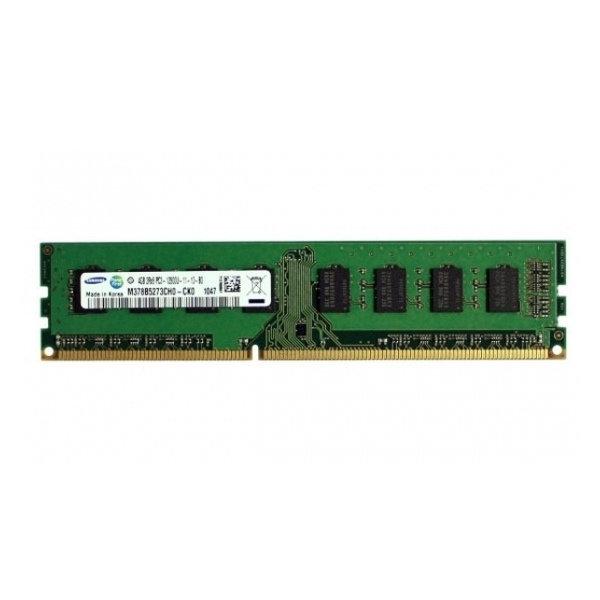 (삼성전자) DDR3 4G PC3-12800 정품 (중고)