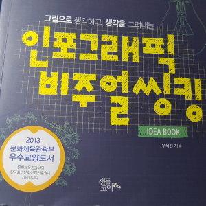 인포그래픽 비주얼 씽킹/우석진.샌들코어.2013