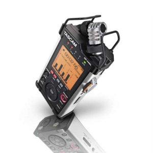 타스캠 리니어 PCM 레코더 녹음기 DR-44WL