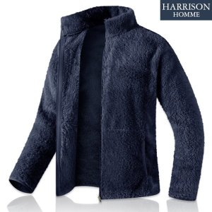 해리슨  해리슨  남녀공용 보아털 후리스 집업 TBCF1016