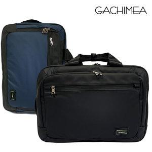 GACHIMEA 멀티 노트북백팩 서류가방 캐리어결합 백팩