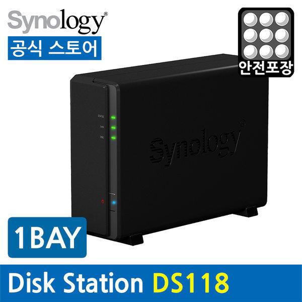 DS118 1Bay NAS 케이스