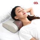 굿모닝 베개 마사지기 무선 목 어깨 안마기 OA-MA029