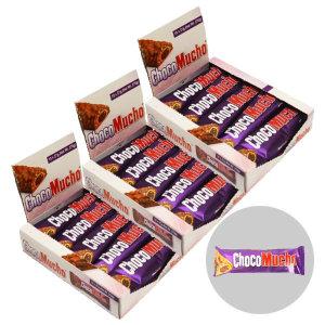 초코무초 초콜릿바 초코바 270g X 3박스 (27g 30개입)