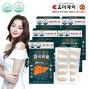 간에 좋은 밀크씨슬 30정 5박스(5개월분)/간 건강
