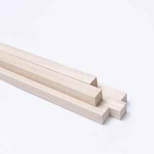 (CRENJOY) 오동나무 각재 20x20x910mm_1팩(5ea)