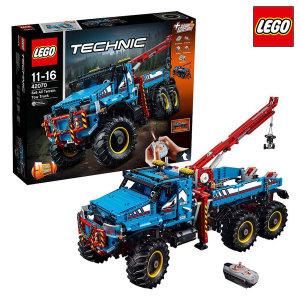 레고테크닉 42070 6x6 견인트럭