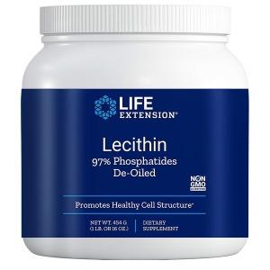 Life Extension 레시틴 과립 16oz(454g)