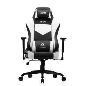 컴퓨터 게이밍 의자 GC003 화이트 PC방 피씨방 의자