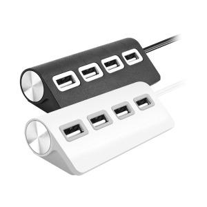 바하 USB 4포트 허브 HU2014 화이트