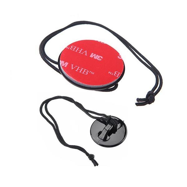 고프로 액션캠 방지끈 접착 마운트 세트