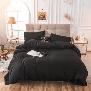 호텔 침구 매트리스 침대 베개 이불커버 세트 카카오