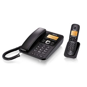필립스 유무선 전화기 DCTG182