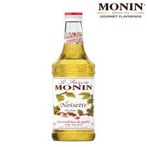 모닌 헤이즐넛 시럽 1000ml 카페시럽 판매 1위