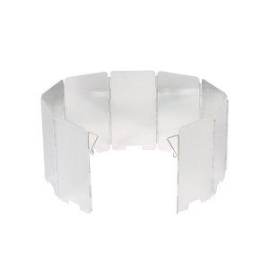 제라 9단 접이식 숏 버너 바람막이 캠핑용품 장비
