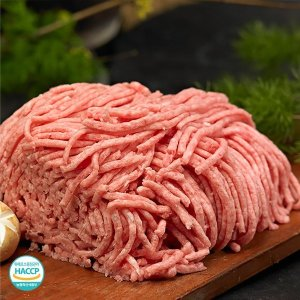 (초원식품)  초원식품  냉장 제주 흑돼지 뒷다리살 다짐육 500g