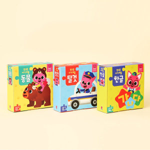 핑크퐁 아기퍼즐 시리즈