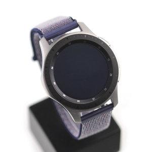 LP09BU22 갤럭시워치 46mm 스트랩 벨크로 시계줄 블루