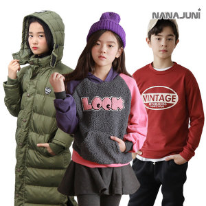 겨울패딩/기모상하복/체육복/초등학생옷/주니어
