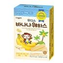 아기밀 냠냠 웨하스 바나나 어린이 영양간식 과자