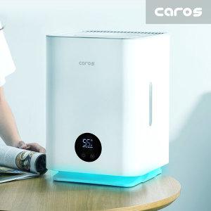 캐로스 자연기화식가습기 N500 UV살균 필터 무드등