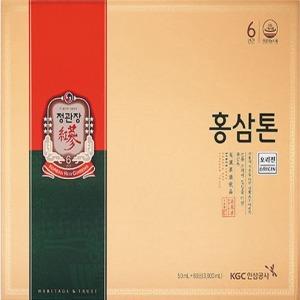 정관장 홍삼톤(마일드) 50ml 60포/케이스/익일발송