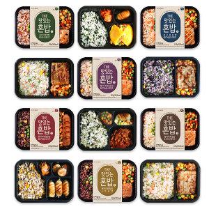 푸드킹 THE맛있는 혼밥 시리즈 6종 12팩