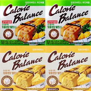 해태)칼로리바란스x30개/파인애플/치즈/식사대용