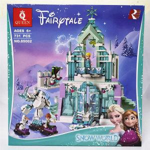 풀박스 85002 디즈니 겨울왕국 엘사의 마법 얼음 궁전