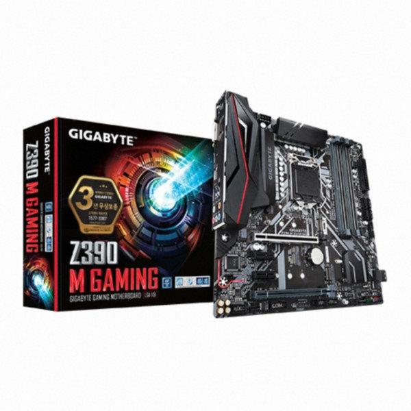(사이다컴) GIGABYTE Z390 M GAMING 게이밍에디션 제이씨현
