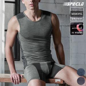 클라우스 런닝+드로즈팬티 남성속옷 6종세트 미모필