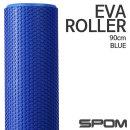 스폼 EVA 폼롤러 90cm 블루