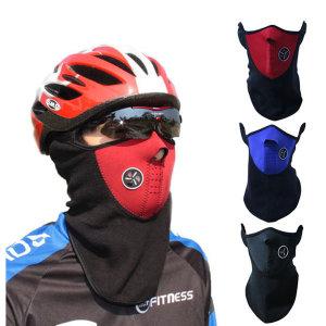 퀵보드 오토바이 자전거 겨울 등산 방한 안면 마스크