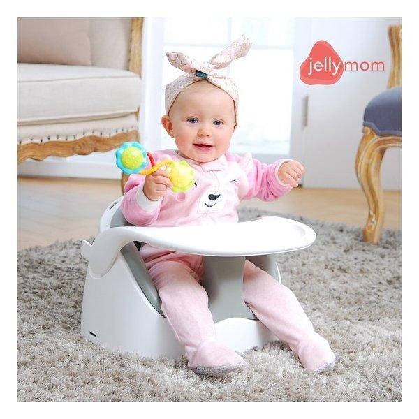 젤리맘  와이즈체어 / 아기 범보의자 이유식의자 유아식탁의자 백일선물