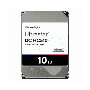 Western Digital 10TB Ultrastar DC HC510 HUH721010AL5200 (SAS/7200/256M)  헬륨충전