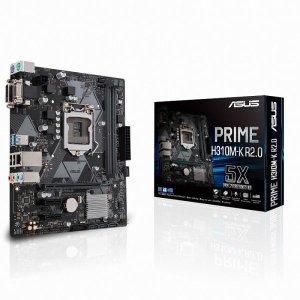 ASUS PRIME H310M-K R2.0 인텍앤컴퍼니 인텔 메인보드